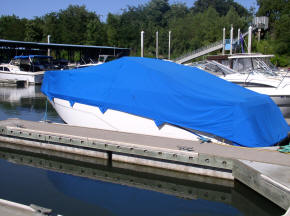 Full Boat Cover